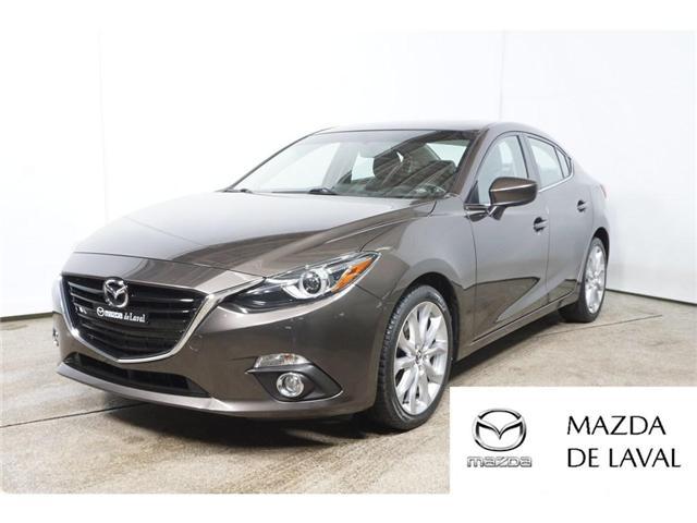 2014 Mazda Mazda3 GT-SKY (Stk: T52836A) in Laval - Image 1 of 26