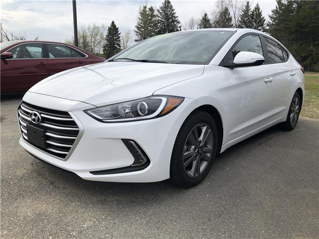 2018 Hyundai Elantra  (Stk: MM879) in Miramichi - Image 1 of 10