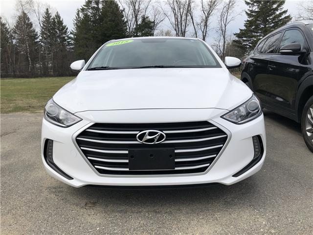 2018 Hyundai Elantra  (Stk: MM879) in Miramichi - Image 2 of 10