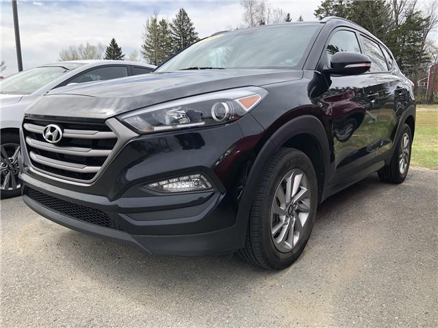 2016 Hyundai Tucson  (Stk: MM884) in Miramichi - Image 1 of 12