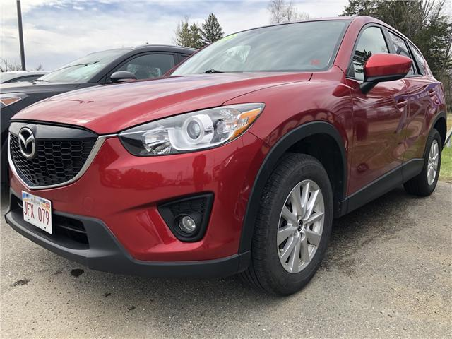 2014 Mazda CX-5 GS (Stk: 8C541A) in Miramichi - Image 1 of 11
