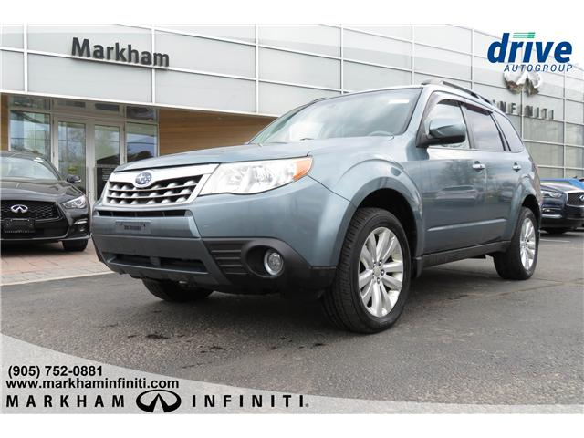 2011 Subaru Forester 2.5 X Limited Package (Stk: K135A) in Markham - Image 1 of 24