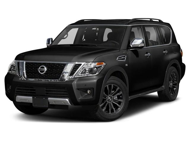 2019 Nissan Armada Platinum (Stk: 19A001) in Newmarket - Image 1 of 9