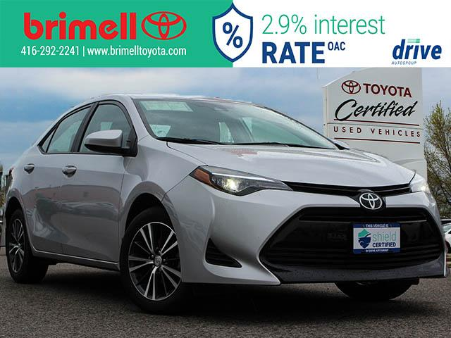 2019 Toyota Corolla LE (Stk: 9751R) in Scarborough - Image 1 of 25