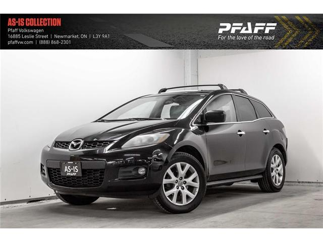 2007 Mazda CX-7 GS (Stk: V4026AA) in Newmarket - Image 1 of 22