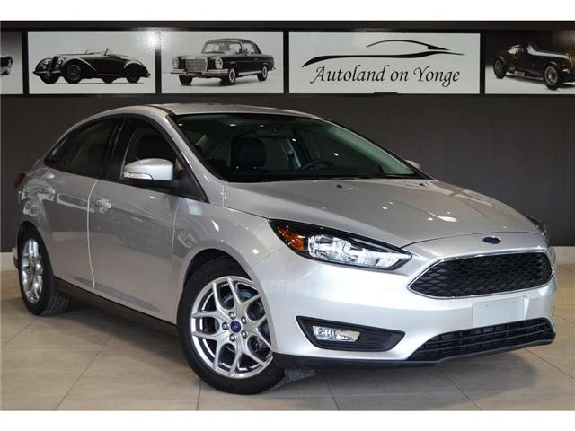 2016 Ford Focus SE (Stk: AUTOLAND-E6673A) in Thornhill - Image 1 of 29