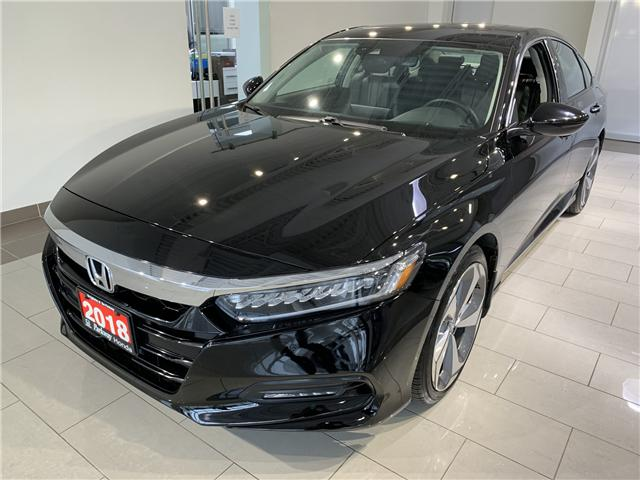 2018 Honda Accord Touring (Stk: 923091A) in North York - Image 3 of 17
