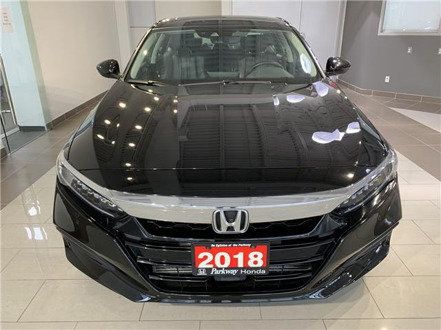 2018 Honda Accord Touring (Stk: 923091A) in North York - Image 2 of 17
