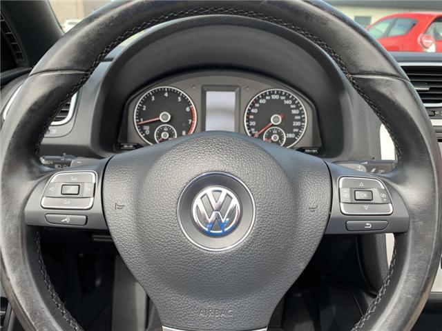 2014 Volkswagen Eos Highline (Stk: EV002870T) in Sarnia - Image 15 of 21