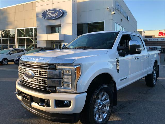 2017 Ford F-350 Platinum (Stk: OP19180) in Vancouver - Image 1 of 26