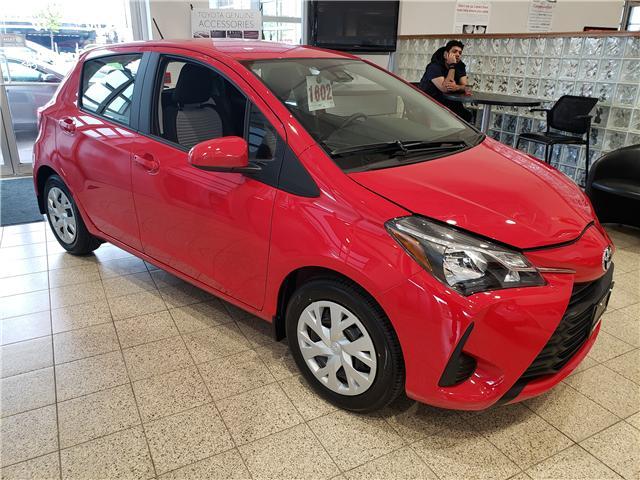2018 Toyota Yaris LE (Stk: 8-1602) in Etobicoke - Image 1 of 6