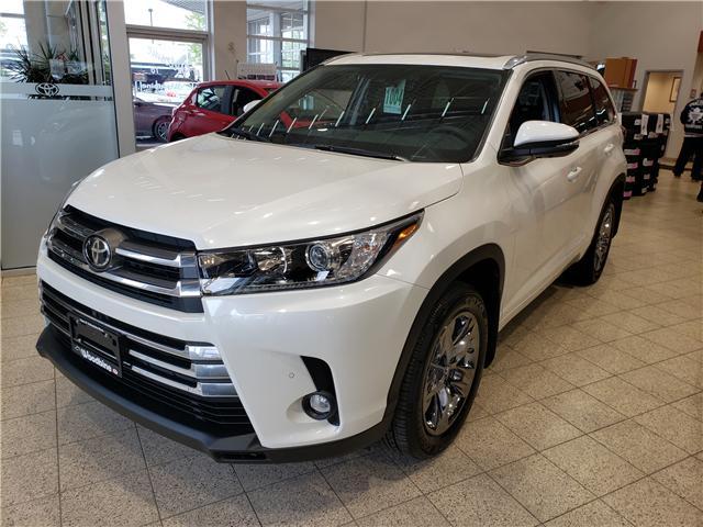 2019 Toyota Highlander Limited (Stk: 9-1004) in Etobicoke - Image 1 of 6