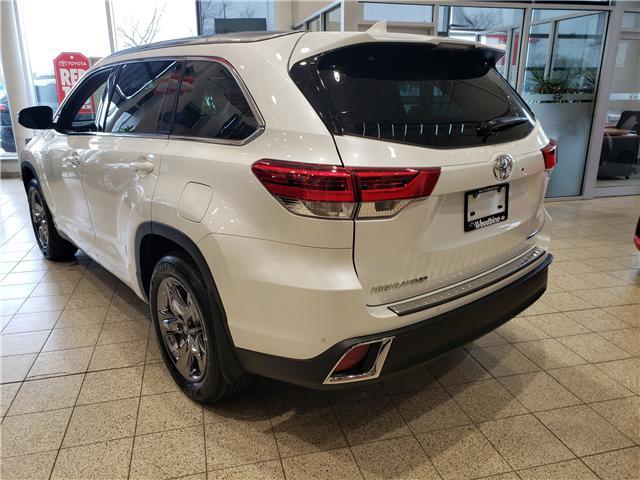 2019 Toyota Highlander Limited (Stk: 9-1004) in Etobicoke - Image 2 of 6