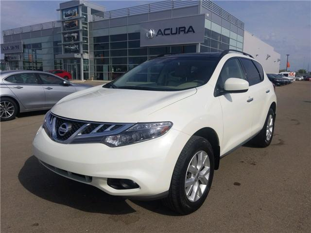 2014 Nissan Murano  (Stk: A3853A) in Saskatoon - Image 1 of 27