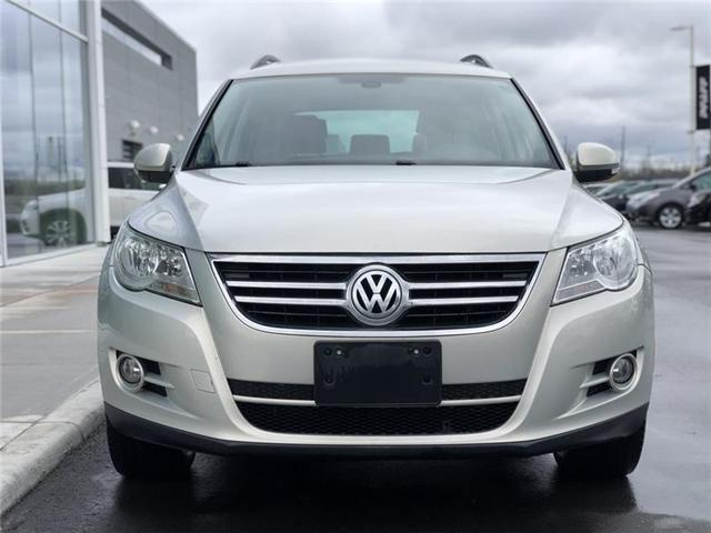 2010 Volkswagen Tiguan 2.0 TSI Highline (Stk: S00162A) in Guelph - Image 2 of 12