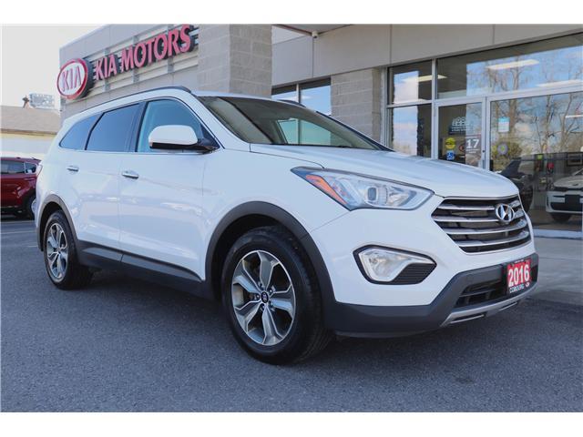 2016 Hyundai Santa Fe XL Premium (Stk: ) in Cobourg - Image 1 of 25