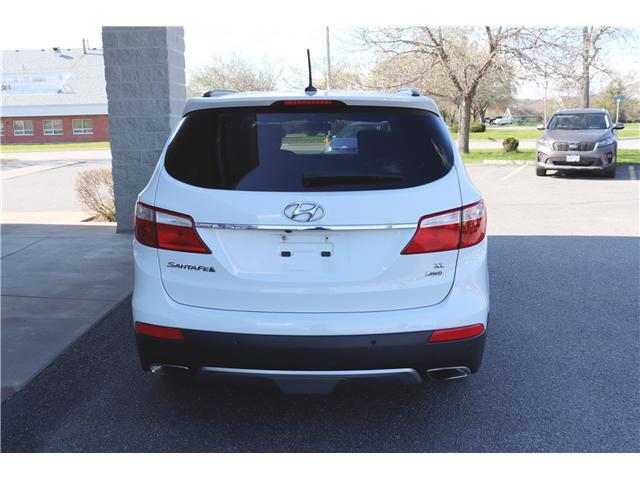 2016 Hyundai Santa Fe XL Premium (Stk: ) in Cobourg - Image 4 of 25