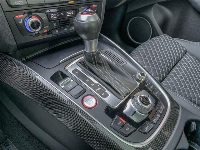 2017 Audi SQ5 3.0T Dynamic Edition (Stk: 12909) in Woodbridge - Image 15 of 21