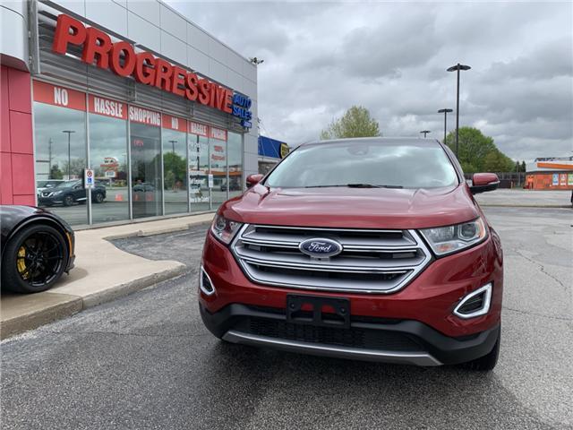 2018 Ford Edge Titanium (Stk: JBB08193) in Sarnia - Image 2 of 29