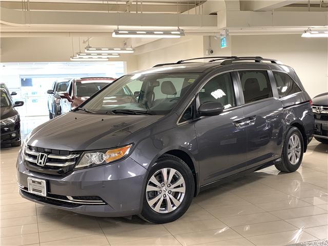 2016 Honda Odyssey EX-L (Stk: AP3242) in Toronto - Image 1 of 30