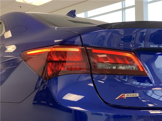 2020 Acura TLX Tech A-Spec (Stk: TX12688) in Toronto - Image 4 of 10