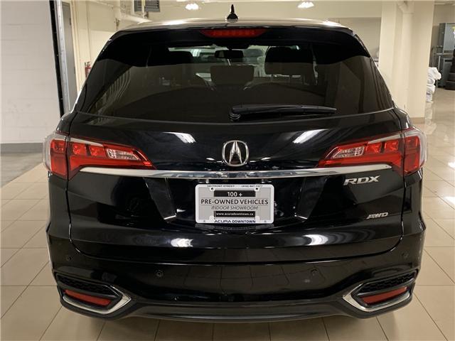 2018 Acura RDX Elite (Stk: AP3270) in Toronto - Image 4 of 33