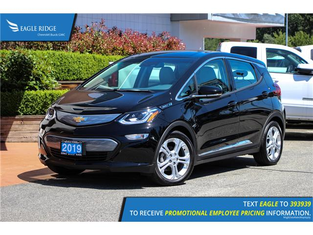2019 Chevrolet Bolt EV LT (Stk: 92345A) in Coquitlam - Image 1 of 16
