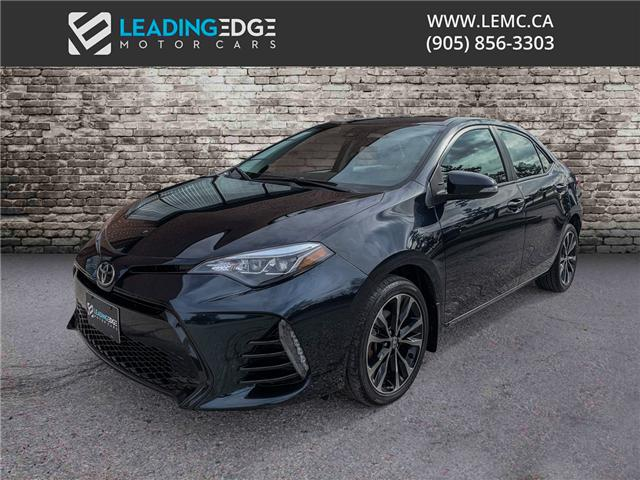 2017 Toyota Corolla SE (Stk: 11683) in Woodbridge - Image 1 of 18