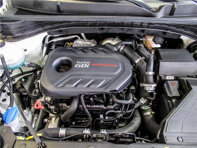 2018 Kia Sportage SX Turbo (Stk: T19338) in Toronto - Image 17 of 25