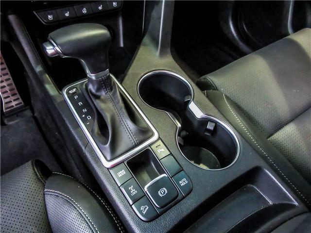 2018 Kia Sportage SX Turbo (Stk: T19338) in Toronto - Image 22 of 25