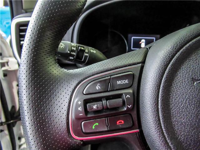 2018 Kia Sportage SX Turbo (Stk: T19338) in Toronto - Image 24 of 25