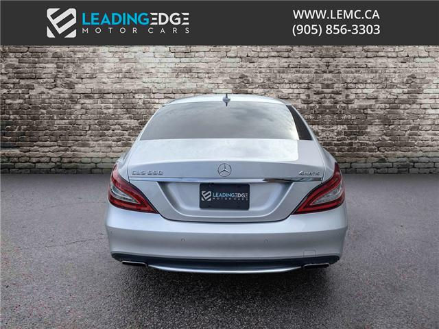 2016 Mercedes-Benz CLS-Class Base (Stk: 12397) in Woodbridge - Image 10 of 21