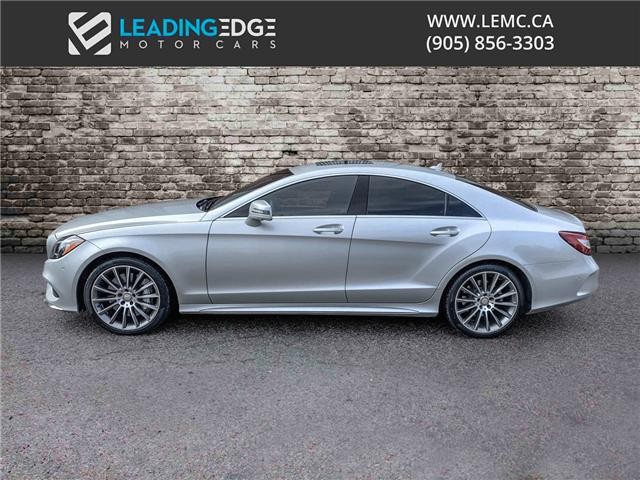 2016 Mercedes-Benz CLS-Class Base (Stk: 12397) in Woodbridge - Image 12 of 21