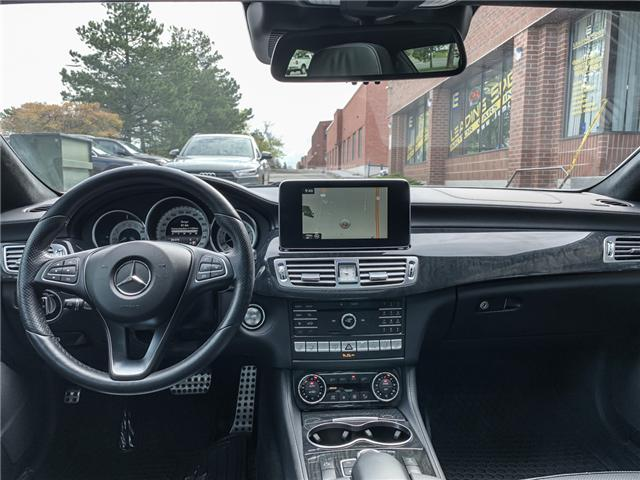 2016 Mercedes-Benz CLS-Class Base (Stk: 12397) in Woodbridge - Image 13 of 21