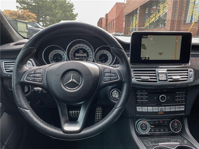 2016 Mercedes-Benz CLS-Class Base (Stk: 12397) in Woodbridge - Image 16 of 21