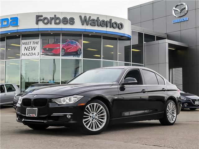 2012 BMW 335i  (Stk: T6565A) in Waterloo - Image 1 of 24