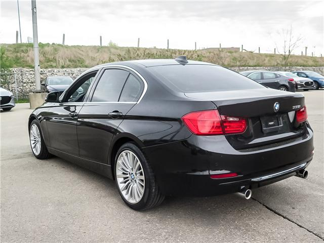 2012 BMW 335i  (Stk: T6565A) in Waterloo - Image 7 of 24