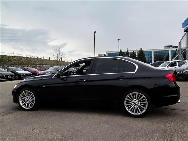2012 BMW 335i  (Stk: T6565A) in Waterloo - Image 8 of 24