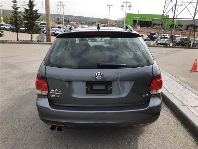 2014 Volkswagen Golf 2.5L Comfortline (Stk: 2855) in Cochrane - Image 4 of 16
