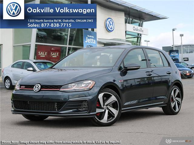2019 Volkswagen Golf GTI 5-Door Autobahn (Stk: 21334) in Oakville - Image 1 of 23