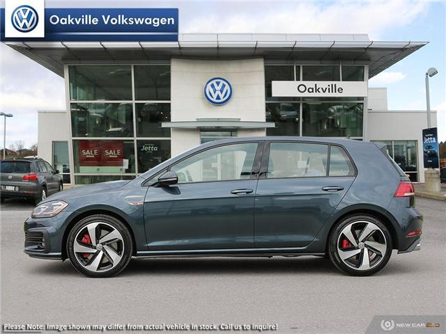 2019 Volkswagen Golf GTI 5-Door Autobahn (Stk: 21334) in Oakville - Image 3 of 23