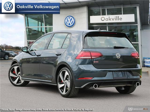 2019 Volkswagen Golf GTI 5-Door Autobahn (Stk: 21334) in Oakville - Image 4 of 23