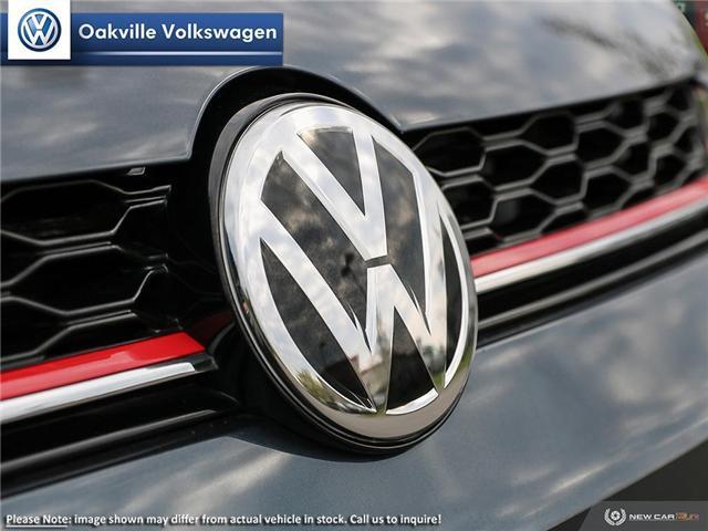 2019 Volkswagen Golf GTI 5-Door Autobahn (Stk: 21334) in Oakville - Image 9 of 23