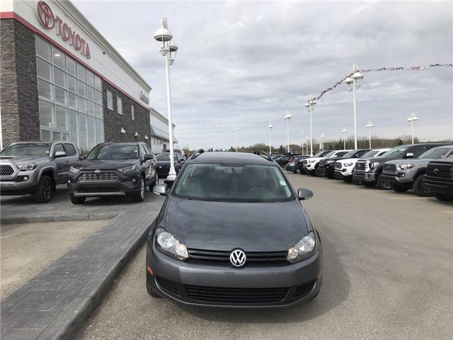2014 Volkswagen Golf 2.5L Comfortline (Stk: 2855) in Cochrane - Image 8 of 16