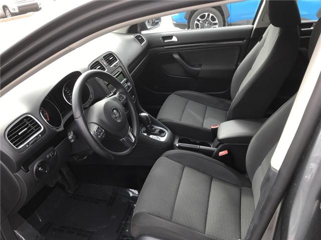2014 Volkswagen Golf 2.5L Comfortline (Stk: 2855) in Cochrane - Image 11 of 16