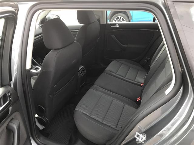 2014 Volkswagen Golf 2.5L Comfortline (Stk: 2855) in Cochrane - Image 12 of 16