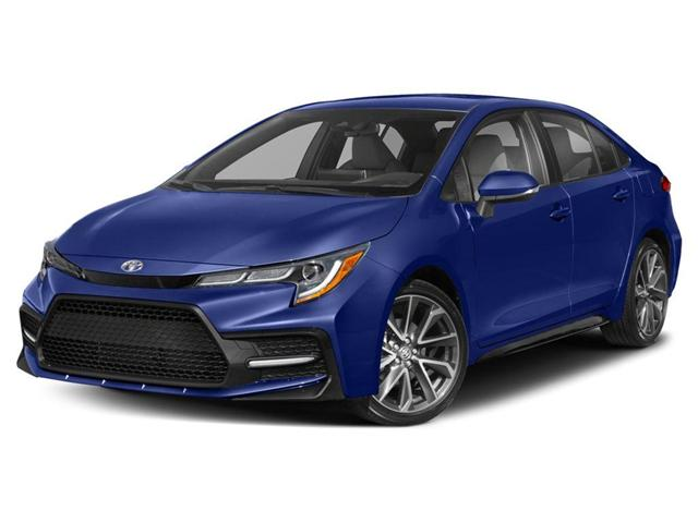 2020 Toyota Corolla SE (Stk: 20009) in Brandon - Image 1 of 8