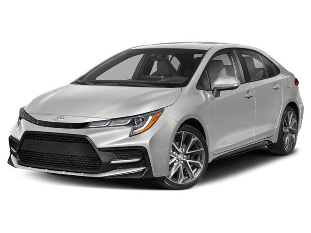 2020 Toyota Corolla SE (Stk: 20010) in Brandon - Image 1 of 8