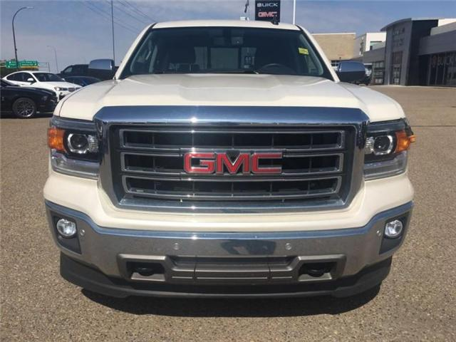 2015 GMC Sierra 1500 SLT (Stk: 126000) in Medicine Hat - Image 2 of 22