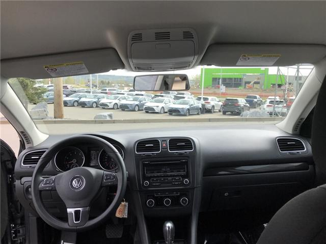 2014 Volkswagen Golf 2.5L Comfortline (Stk: 2855) in Cochrane - Image 15 of 16